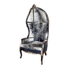Italian Design King Balloon Canopy Chair