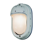 Brindisi Marine Vertical Wall Light, Small
