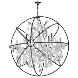Traditional Chandeliers by Worldwide Lighting