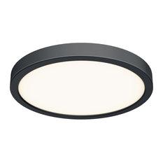 "DALS Lighting Indoor/Outdoor 14"" Round LED Flush Mount"