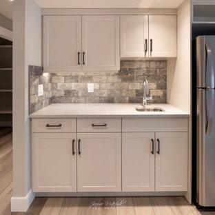 VanAken Renovation - Hardwood, Cabinetry, Quartz, Tile & LVP