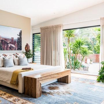 Classic Interiors for Sedona Daydreaming in Sunshine Coast