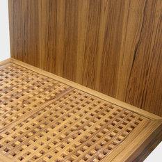 William Garvey Teak Shower Grids And Duckboard   Shower Trays