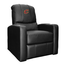 Cleveland Cavaliers NBA Stealth Recliner With Logo Partial Panel