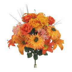 50 most popular artificial flowers for 2018 houzz 3999 mightylinksfo