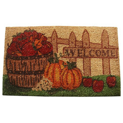 Farmhouse Doormats by Geo Crafts Inc