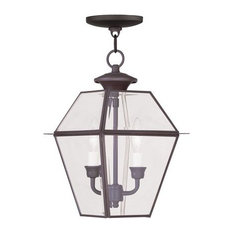 Livex Lighting 2285-07 Outdoor Chain Hang