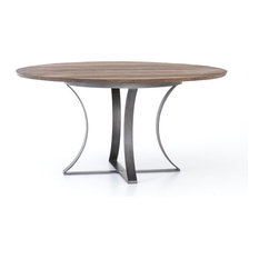 """Gage Dining Table, Tanner Brown, 60"""""""