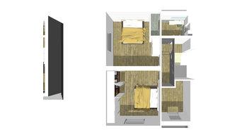 Ristrutturazione casa privata 543/A