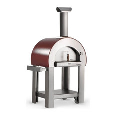5 Minuti Wood Fired Pizza Oven with Base