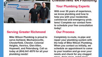 Advanced Plumbing Richmond VA