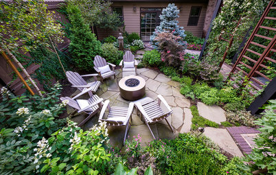 Before and After: 4 Backyard Makeovers With Space-Saving Ideas