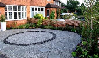 West Finchley front garden
