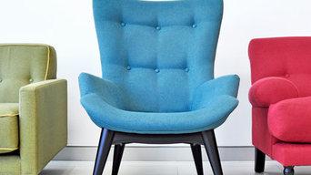 Charles Parsons Interiors upholstery fabrics