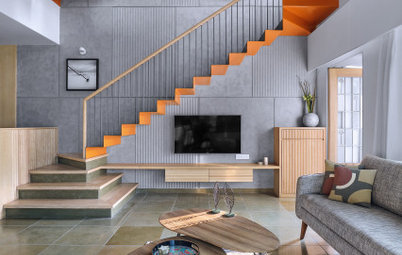 Vadodara Houzz: A Multi-Generational Home Where Less Is More