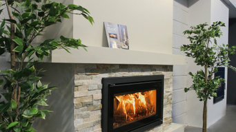 Certified stove installations by Comfort LIne