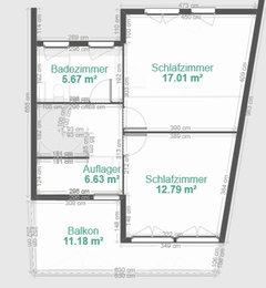 Maisonette Wohnung neu gestalten: Küche, 1 Extra Zimmer ...