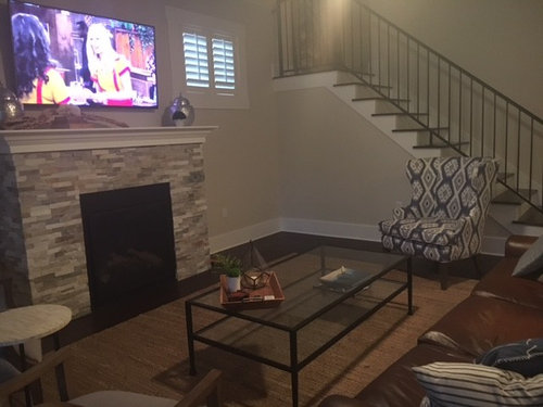 Need Ideas For An Empty Corner Of Living Room