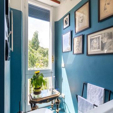 Appartamento 'Nel blu dipinto di blu' | 100 mq