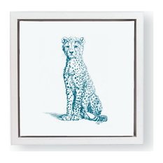 """""""WILD CHILD-Cheetah"""" by John Banovich Limited Edition Giclee, Canvas, 17"""