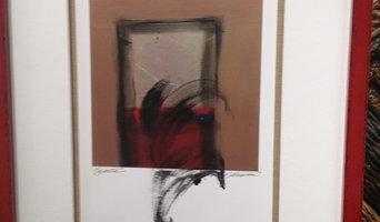 Art and Custom Framing by Sutherland Framing & Fine Art