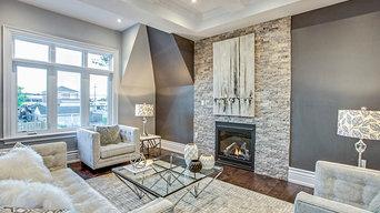 Luxury Staging Mid Toronto
