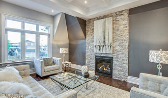 Luxury Staging Mid Toronto