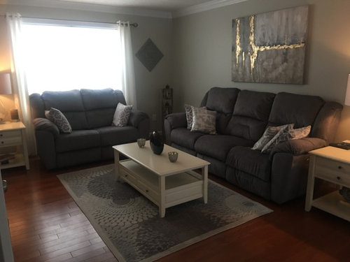 What To Do With Weird Corner In Living Room