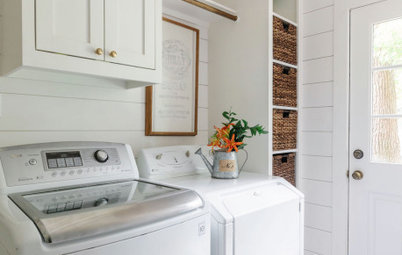 New This Week: 8 Lovely Laundry Rooms