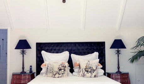 Room of the Week: A Master Bedroom Inspired By an Artwork