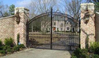 Custom Iron Gates