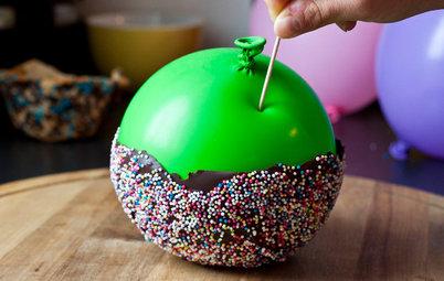 Aux fourneaux : Des bols comestibles pour desserts gourmands
