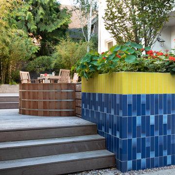 Irvington Deck + Patio