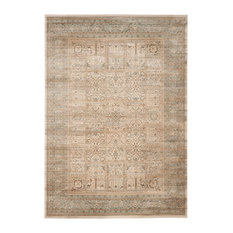 Safavieh   Safavieh Helene Vintage Inspired Rug, Ivory And Light Blue, 9u0027x12