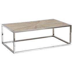 Transitional Coffee Tables by Houzz