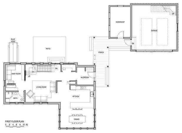 Floor Plan by ZeroEnergy Design