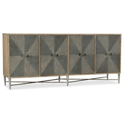 Transitional Buffets And Sideboards by Stephanie Cohen Home