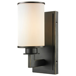 Spectacular Transitional Wall Sconces by Z LIte