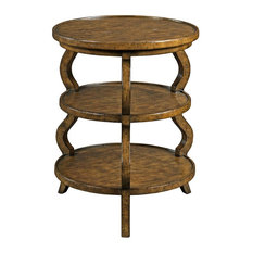 Side Table, Woodbridge Reproduction Round