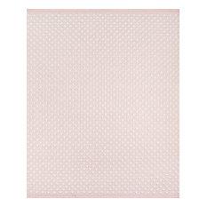 Erin Gates by Momeni Langdon Windsor Pink Hand Woven Wool Area Rug 5'x8'