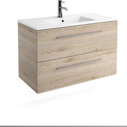 Contemporary Bathroom Vanities And Sink Consoles by Salgar