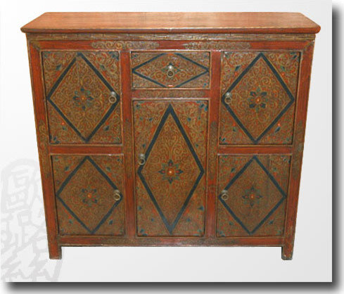 Asian Antique Furniture - Buffets And Sideboards - Asian Antique Furniture