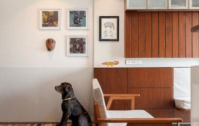 India Houzz Tour: An Architect's Pet-Friendly Mumbai Flat