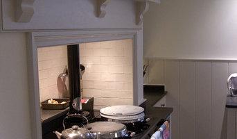 Barnstaple Farmhouse kitchen