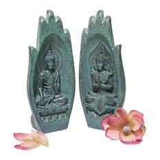 Namaskara Mudra Buddha Hands Statue