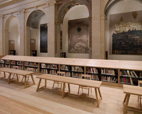 Biblioteca S. Giorgio in Poggiale, Bologna - Arredamento