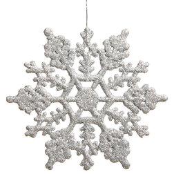 Contemporary Christmas Ornaments by Vickerman Company