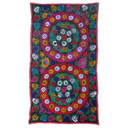 Cool Asian Tapestries by Black Fig Designs