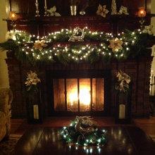 Edwardian Christmas House