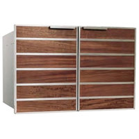 """Summerset Grills SSMD-DC30 30"""" Dry Storage Access Combo"""